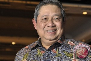 Yudhoyono receives award from UNEP