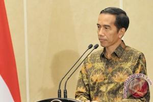 Jokowi bahas opsi 34 kementerian dalam kabinetnya