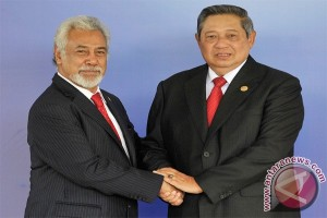 Indonesia, Timor Leste committed to good neighborly ties