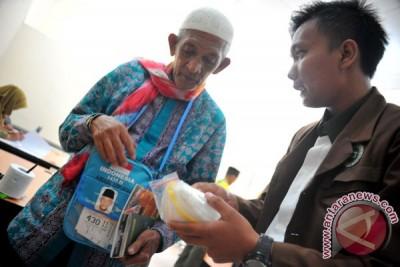 Kloter Pertama Embarkasi Palembang