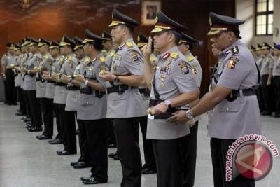 Pelantikan Pejabat Kepolisian