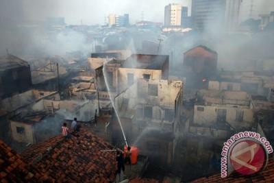 2014, 696 kebakaran Jakarta dan rugi Rp238 miliar