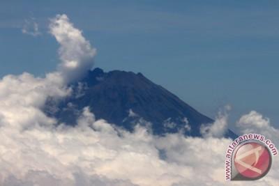 Surono: Gunung Slamet kembali alami erupsi