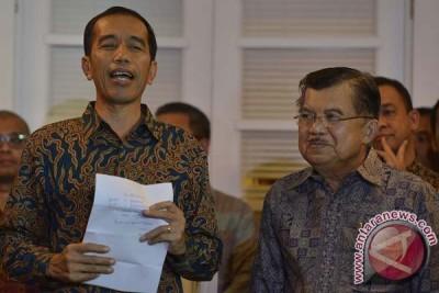 Postur Kementerian Jokowi-JK