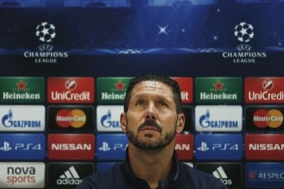 Simeone: Dua kali kalah di final adalah kegagalan