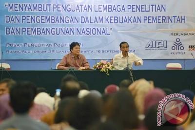 Kuliah Umum Jokowi