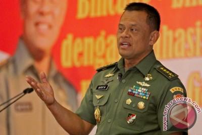 KSAD jamin keamanan anggota Polri
