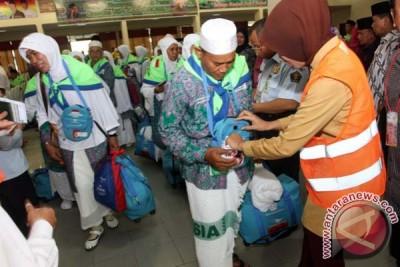 Kloter Terakhir Embarkasi Medan