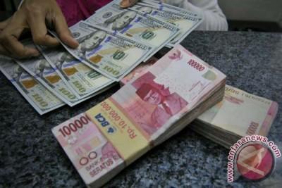 Rupiah melemah menjadi Rp13.000
