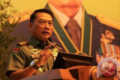 Kuliah Umum Panglima TNI