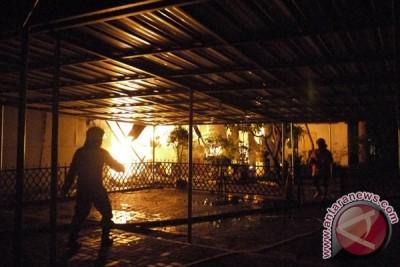 Kebakaran Kantor Kementerian ESDM