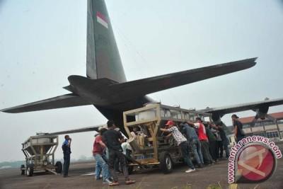 BNPB: hujan buatan terkendala keterbatasan pesawat