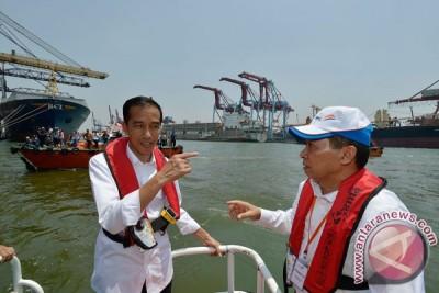 Jokowi Blusukan Ke Pelabuhan Tanjung Priok
