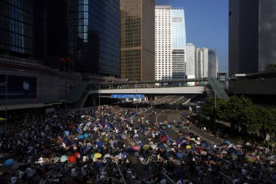 Masa depan Hong Kong