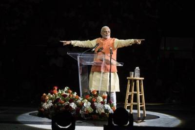 PM India peluk Obama