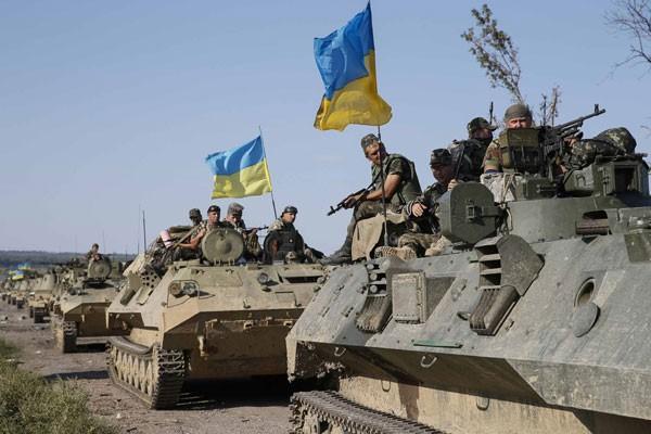 Latihan militer internasional libatkan 15 negara dimulai di Ukraina