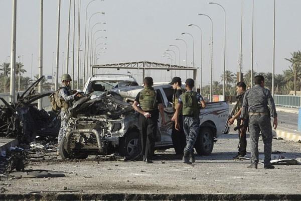 Pasukan Irak rebut lagi Universitas Anbar dari ISIS