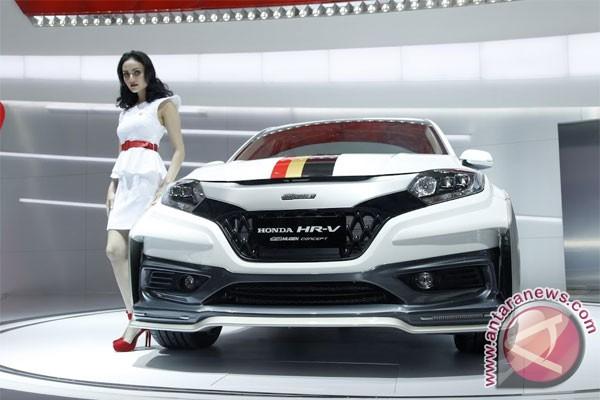 Order Honda HR-V tembus 350 unit dalam 3 hari