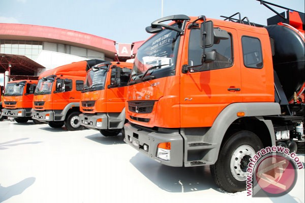 Mitsubishi Fuso tumbuh 28,8 persen