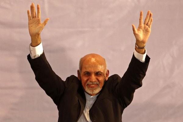 Ashraf Ghani janji bawa perdamaian bagi Afghanistan