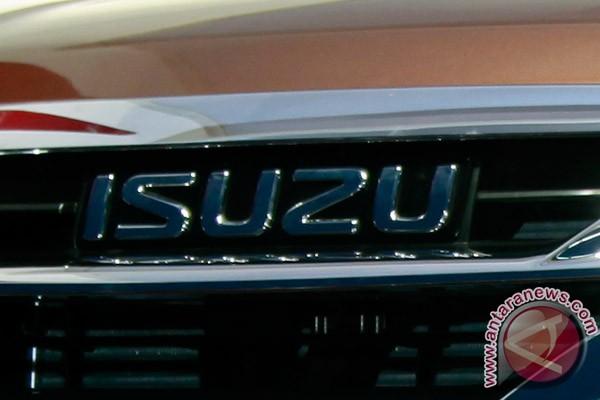 Penjualan Isuzu meningkat di kuartal III 2017