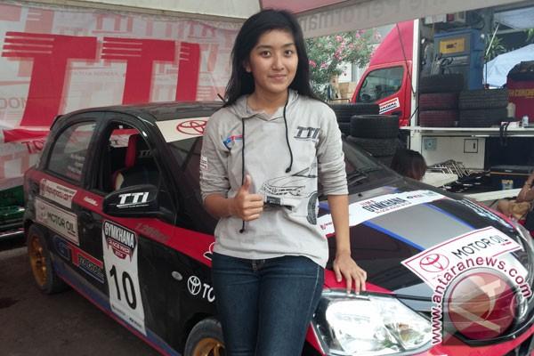 Alinka Hardianti, Srikandi gymkhana Indonesia