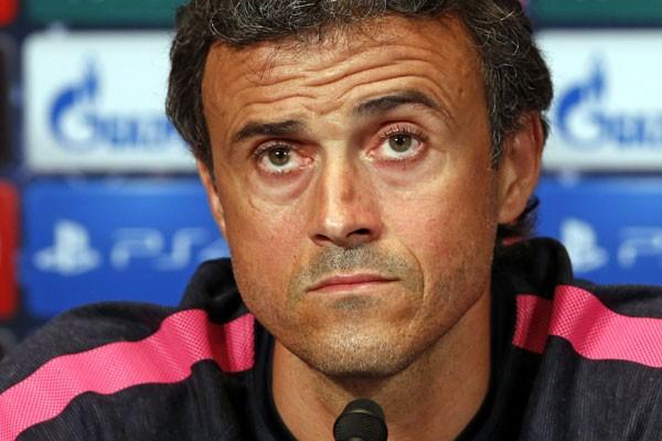 Enrique tanggung jawab atas kekalahan dengan PSG