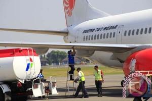 Konsumsi BBM Avtur Pesawat