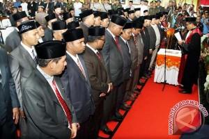 Pelantikan DPRK Aceh Utara