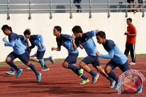 Timnas U-19 ubah komposisi saat hadapi Valencia
