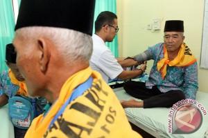 Dinkes: 200 calon haji Bogor punya riwayat penyakit