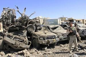 Taliban bunuh 12 personel keamanan Afghanistan, 40 orang diculik