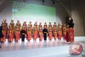 Paduan suara TRCC asal Indonesia juara umum di Venezia