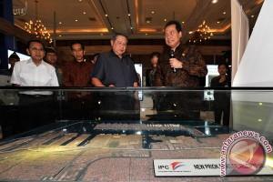Empat proyek MP3EI Koridor Bali-Nusra diresmikan Presiden SBY