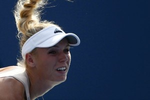 Wozniacki melenggang ke perempat final Eastbourne