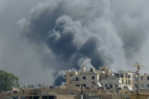 Tentara Suriah bergerak ke Provinsi Raqqa