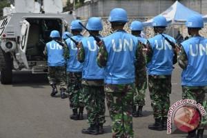 Prajurit penjaga perdamaian PBB ditembak mati di Republik Afrika Tengah