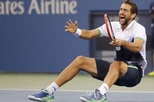 Ciilic akhiri kemenangan beruntun Murray di final Cincinnati