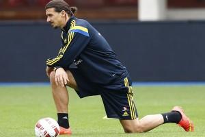 Ibrahimovic mulai berlatih bersama Manchester United
