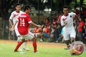 Tekuk Maladewa 4-0, Timnas U-23 lolos ke 16 besar