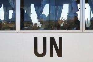Pemberontak Suriah rebut senjata PBB di Golan