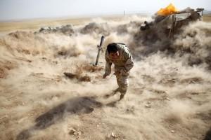 10 personel keamanan tewas dalam serangan ISIS di Irak