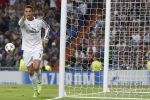 Ronaldo cetak trigol saat kalahkan Deporportivo