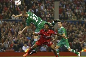 Liverpool menang dramatis atas tim debutan