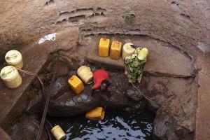 Kemiskinan, musuh bagi hak anak di Kenya