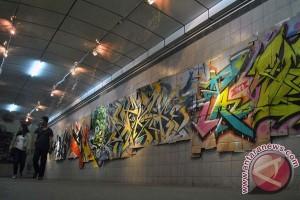 Graffiti berkembang di Kota Bogor sejak 2002