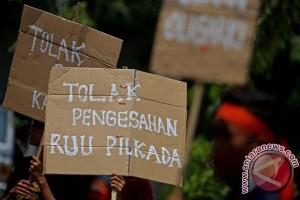 Aliansi LSM se-Bali tolak pilkada melalui DPRD