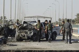 Pasukan Irak bergerak ke barat untuk usir ISIS