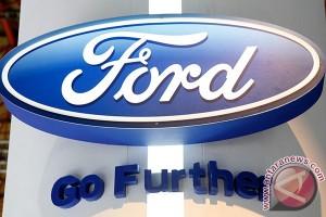 Ford gandeng Mahindra India kembangkan mobil listrik