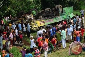 Polisi selidiki kecelakaan maut di km 26.500 Tol Jagorawi